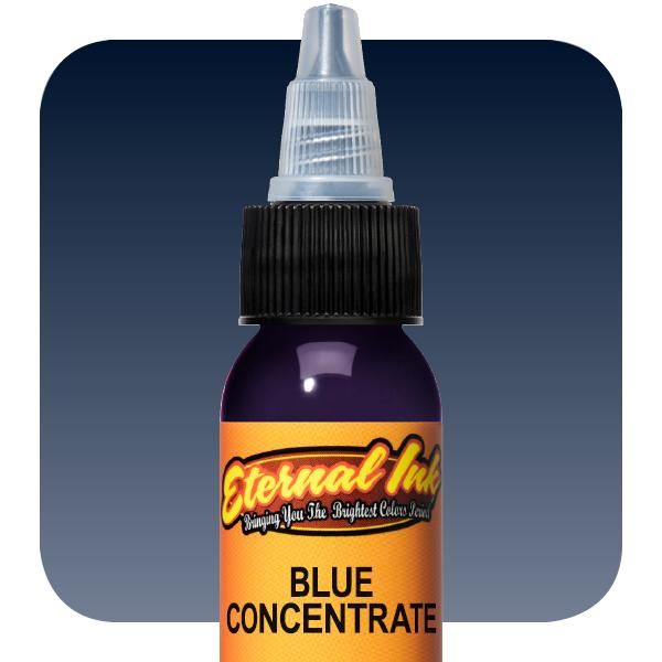 Eternal Ink - 30ml - Blue Concentrate