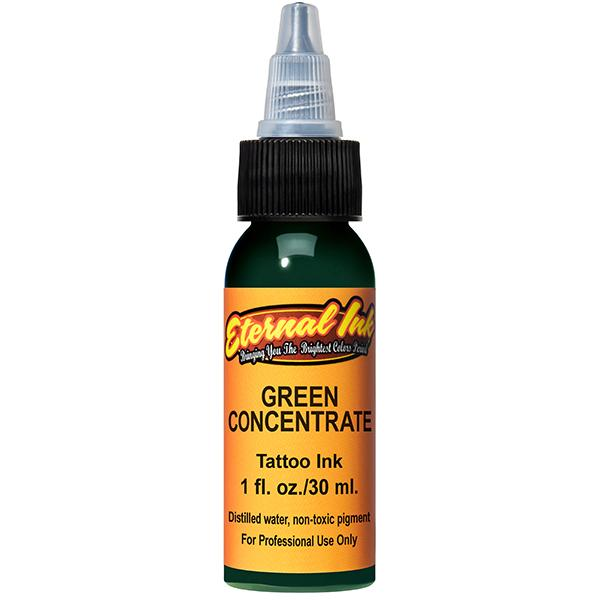 Eternal Ink - 30ml - Green Concentrate