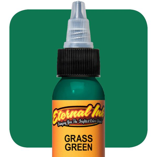 Eternal Ink - 30ml - Grass Green