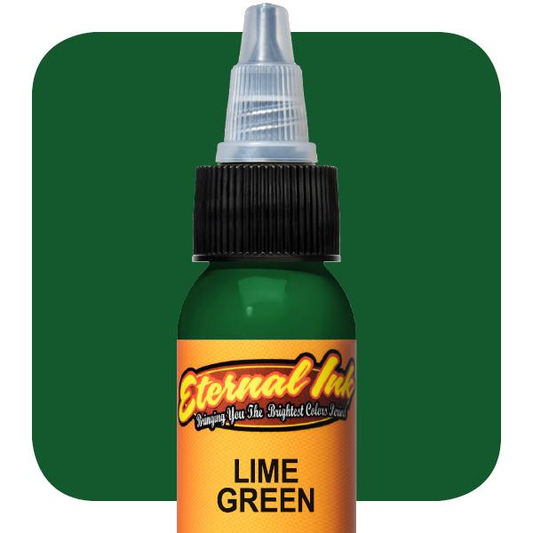 Eternal Ink - 30ml - Lime Green