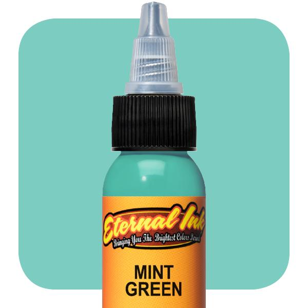 Eternal Ink - 30ml - Mint Green