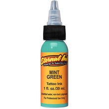 Load image into Gallery viewer, Eternal Ink - 30ml - Mint Green