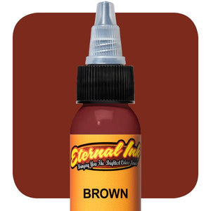 Eternal Ink - 30ml - Brown