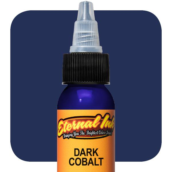 Eternal Ink - 30ml - Dark Cobalt
