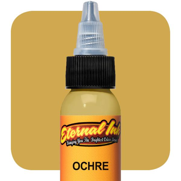 Eternal Ink - 30ml - Ochre