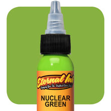 Load image into Gallery viewer, Eternal Ink - 30ml - Nuclear Green