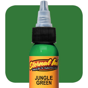 Eternal Ink - 30ml - Jungle Green