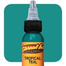 Load image into Gallery viewer, Eternal Ink - 30ml - Tropical Teal