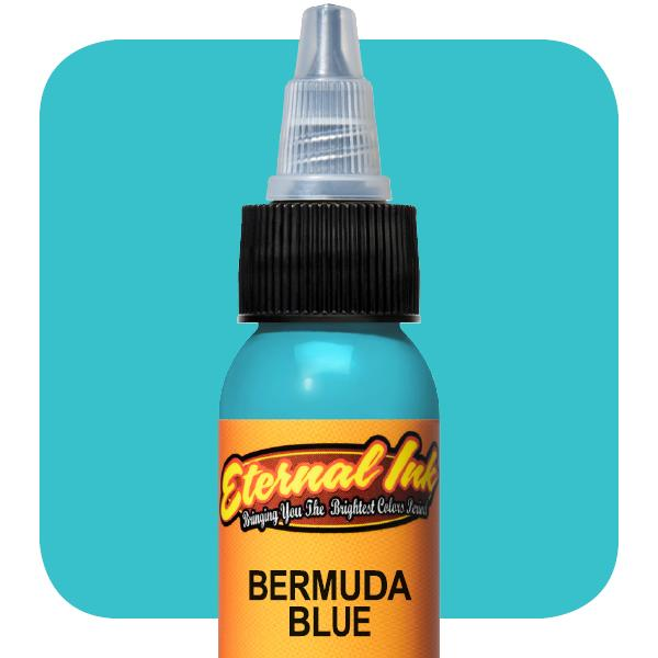 Eternal Ink - 30ml - Bermuda Blue
