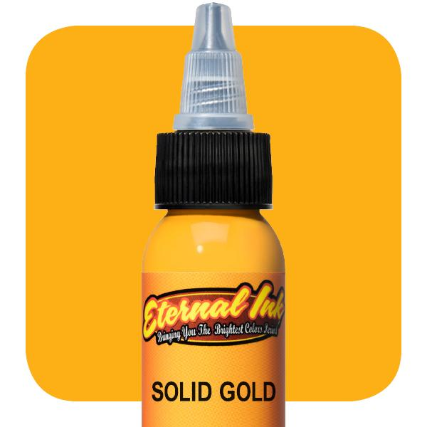 Eternal Ink - 30ml - Solid Gold