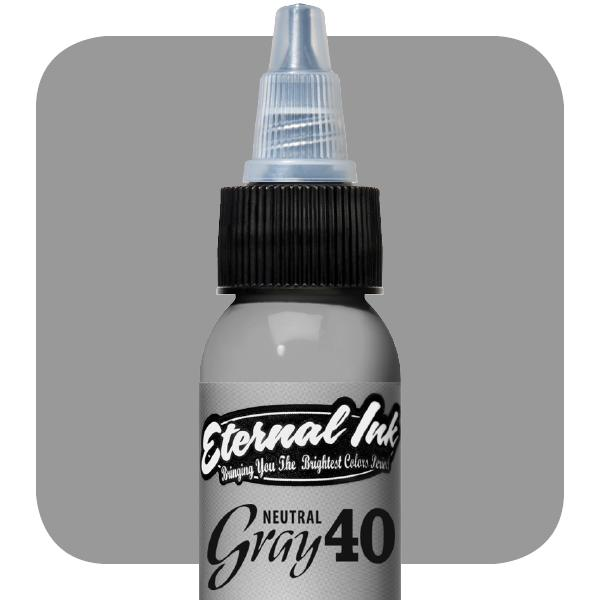 Eternal Ink - 30ml - Neutral Gray 40