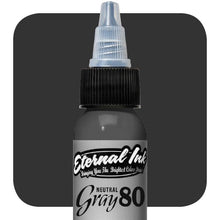 Load image into Gallery viewer, Eternal Ink - 30ml - Neutral Gray 80