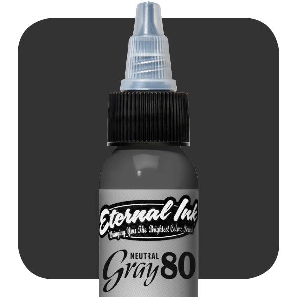 Eternal Ink - 30ml - Neutral Gray 80