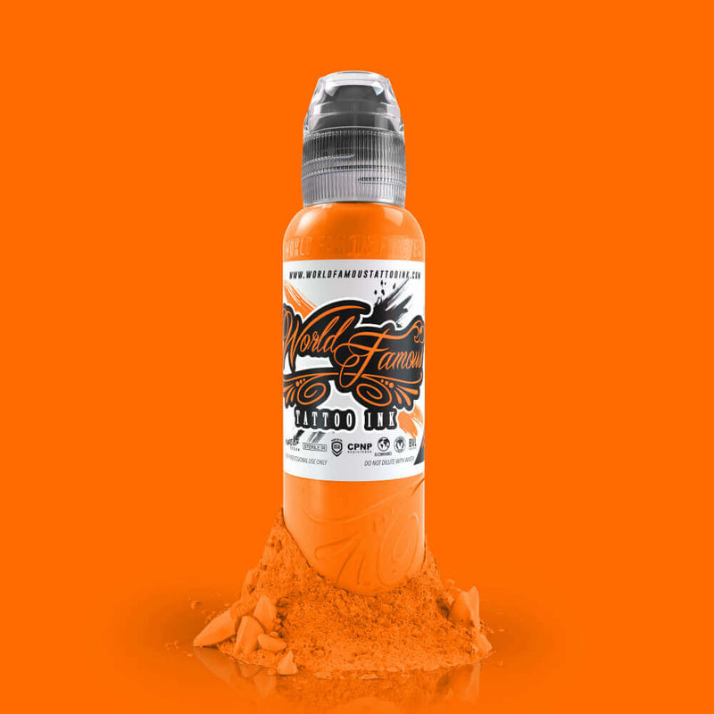 World Famous - 30ml - Jay Freestyle Orange