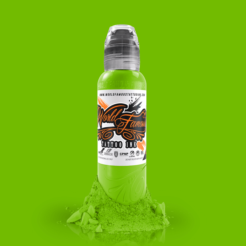 World Famous - 30ml -  Northern Lights Green
