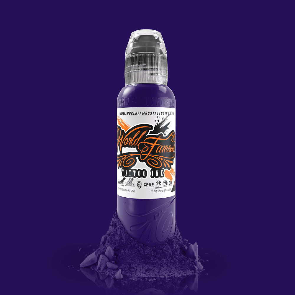 World Famous - 30ml - Violet Phoenix