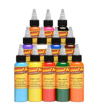 Load image into Gallery viewer, Eternal Ink - Sample Set- 12pc - 30ml
