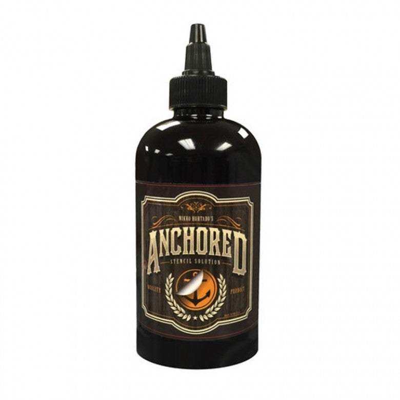Anchored Stencil Solution 250ml - 8oz