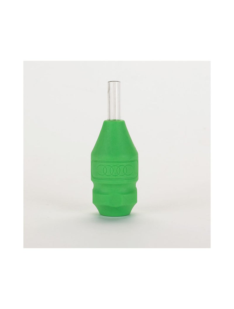 EZ Disposable Rings Cartridge Grip - Green-25mm