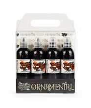 Load image into Gallery viewer, World Famous ink - Ryan Smith Ornamental set 4pc - 120ml