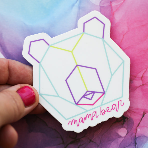 Mama Bear Sticker