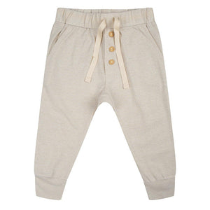 Pants - Gold Stripe