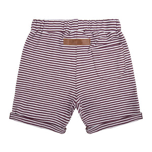 Short - Purple Stripe