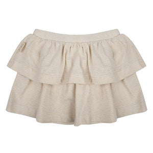 Skirt - Gold Stripe