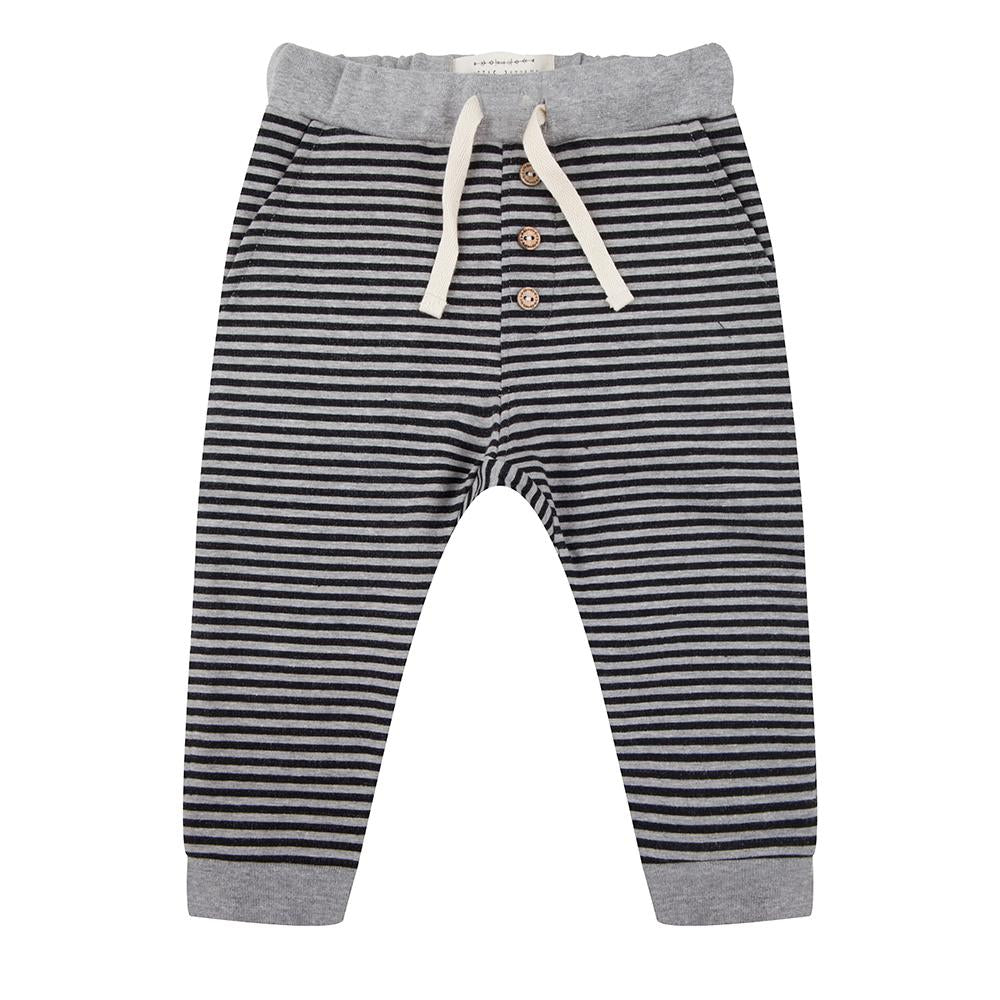 Pants Basic Striped