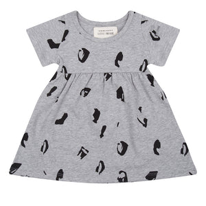 Dress Animal - Grey Melange