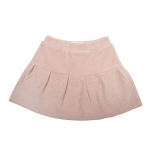 Skirt Faded Pink Velour