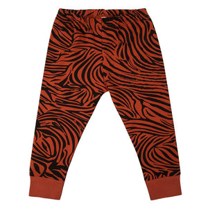 Sample Legging Zebra - Picante