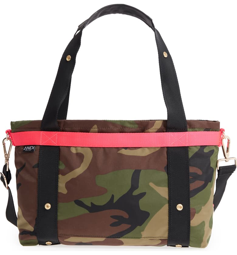 ANDI Small Camo Pop Pink