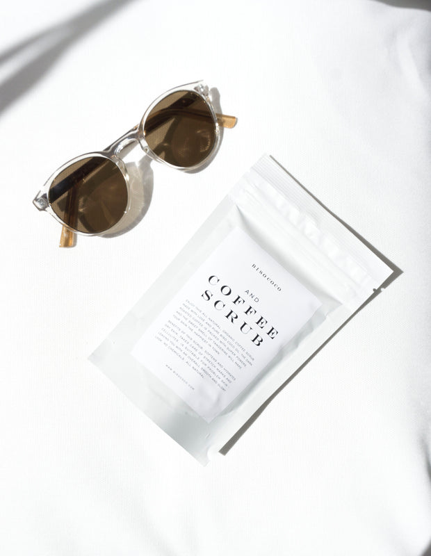 Coffee Coconut Scrub Duo pack - Rêve Ultime