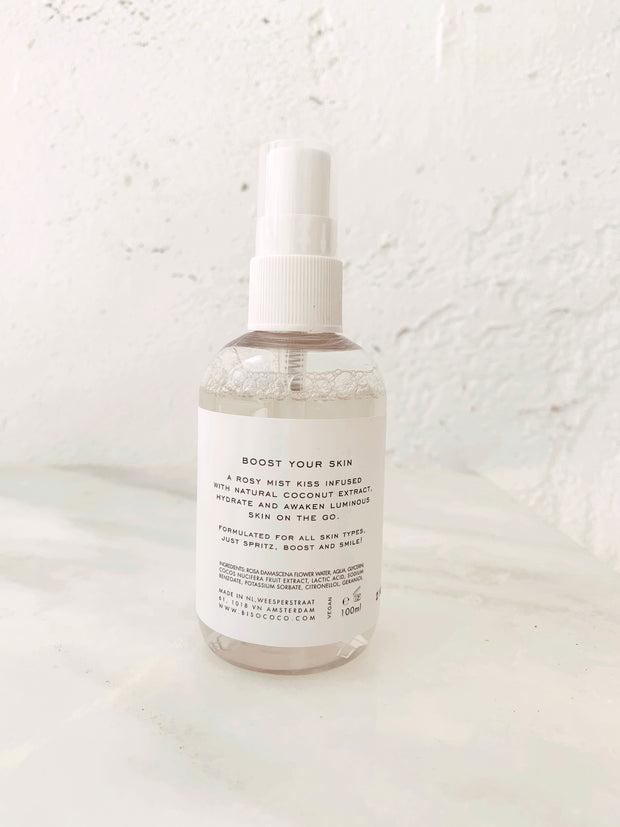 Coconut Rose Face Mist - Rêve Ultime