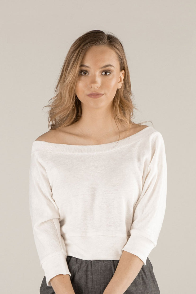 Sunlight Play Sweater - Rêve Ultime