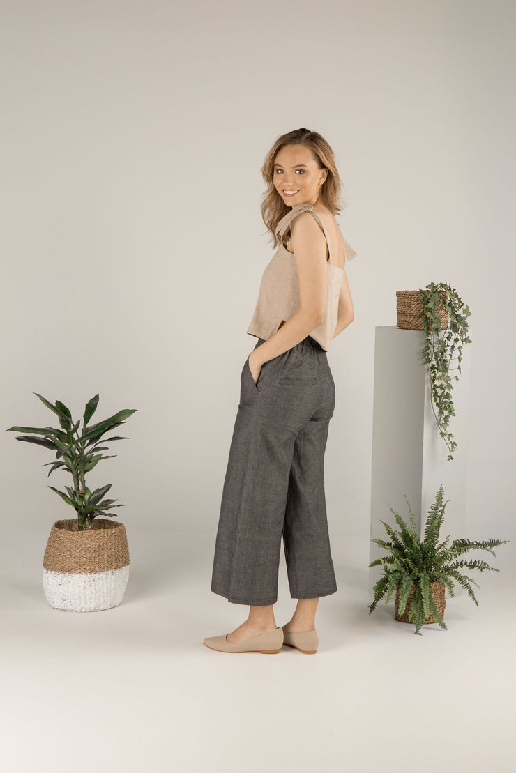Forest Whispers Culottes - Rêve Ultime