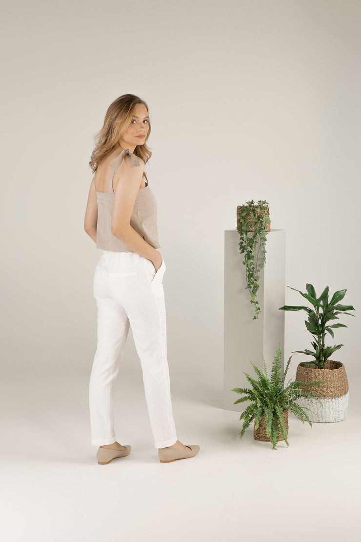 Soft Wind Trousers - Rêve Ultime