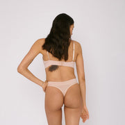 Organic Cotton 2-Pack Thong - Rêve Ultime