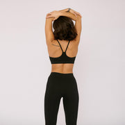 SilverTech™ Active Leggings -  Black - Rêve Ultime