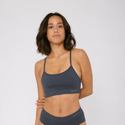 SilverTech™ Active Sports Bra -  Sea Blue - Rêve Ultime
