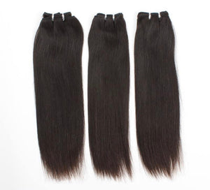 Clip In Extensions/Paige Natural Straight