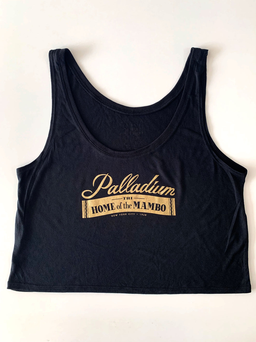 """Palladium"" Women - Crop"