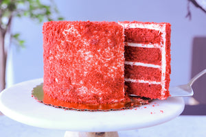RED VELVET CAKE - SHIPPING INCLUDED*