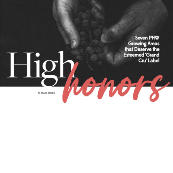 Dineen Vineyards receives High Honors in Sip Magazine Spring 2021 Issue