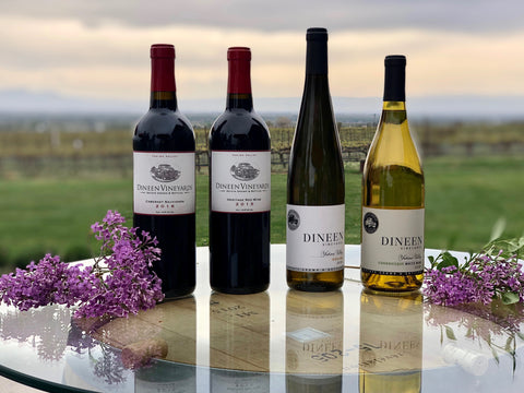 Dineen Family Wine Club Release