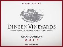 Load image into Gallery viewer, Dineen Vineyards Chardonnay 2017