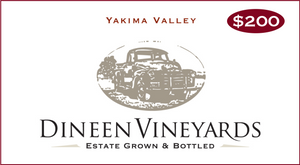 Dineen Vineyards Gift Card