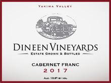 Load image into Gallery viewer, 2017 DV Cabernet Franc
