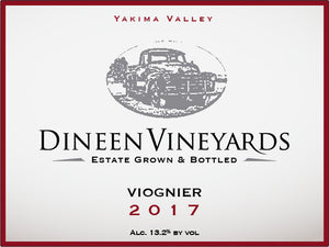 Dineen Vineyards Viognier 2017